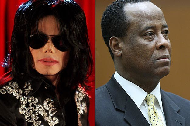Michael Jackson Conrad Murray