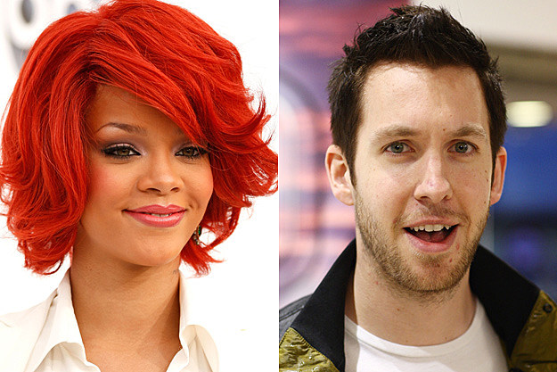 Rihanna Teams Up With Calvin Harris on New Single