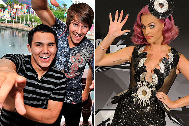 Big Time Rush Katy Perry
