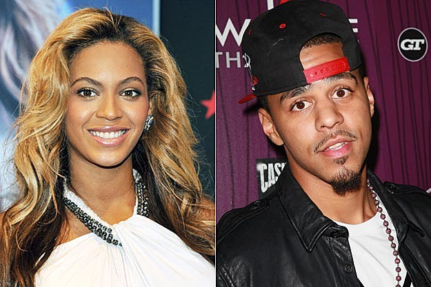 J Cole And Beyonce Beyonce-J-Cole Beyonce...
