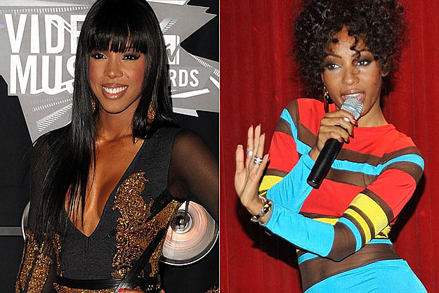 Kelly Rowland Wynter Gordon