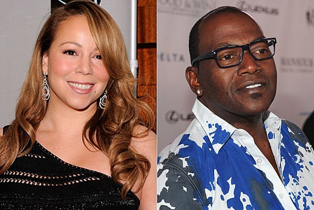 Mariah Carey Randy Jackson