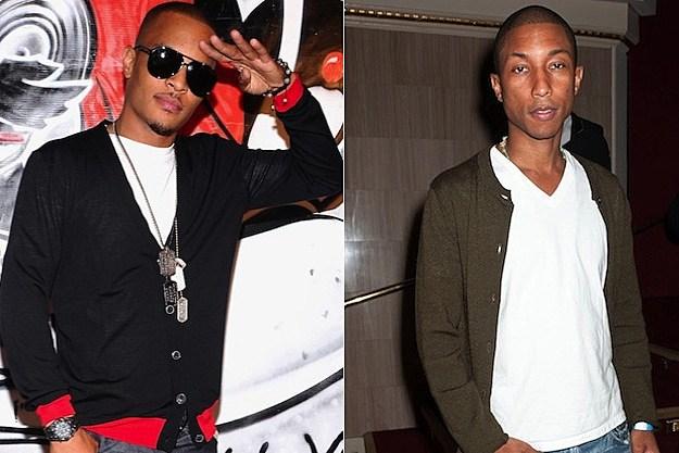 T.I. Pharrell