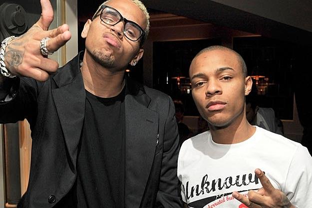 Chris Brown, Bow Wow