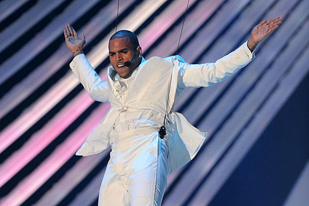 Chris Brown Planet B-Boy