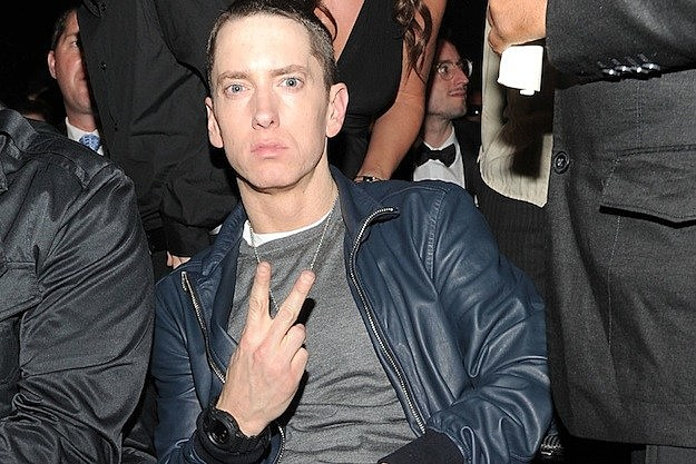 Eminem Before And After Rehab Eminem Talks Rehab and