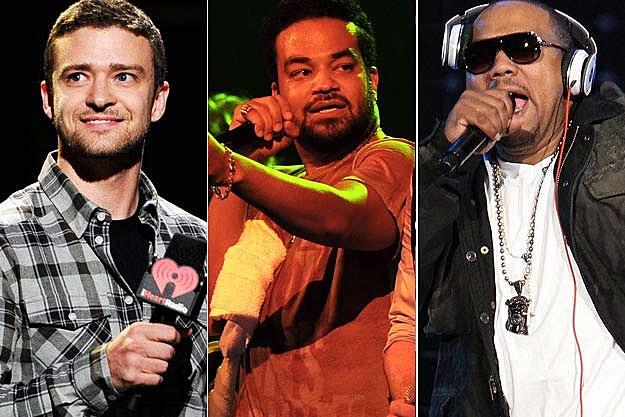 Justin Timberlake Free Timbaland