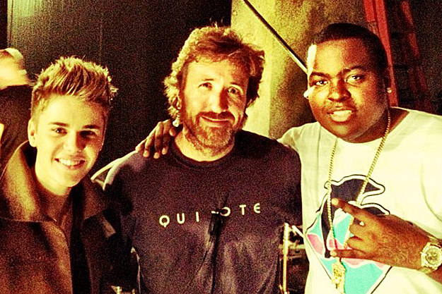 Justin Bieber Chuck Norris Sean Kingston