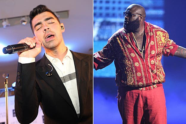 Joe Jonas Rick Ross