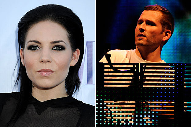 Skylar Grey and Kaskade