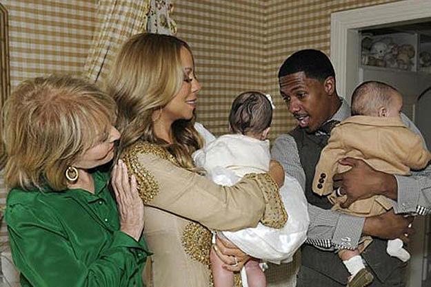 Mariah Carey Nick Cannon Babies