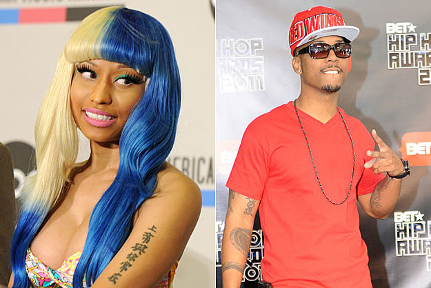 Nicki Minaj and Kane Beatz