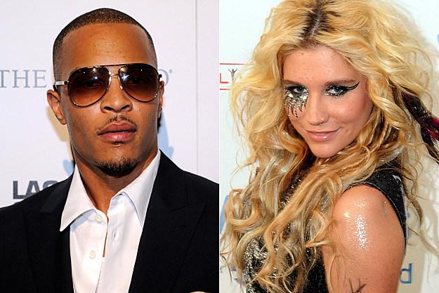 T.I. Featured on Kesha 'Sleazy' Remix