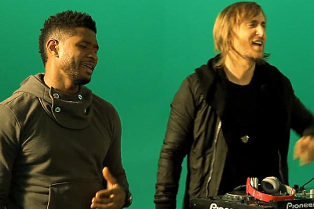 Usher David Guetta