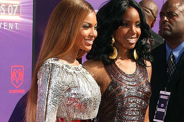 Beyonce, Kelly Rowland