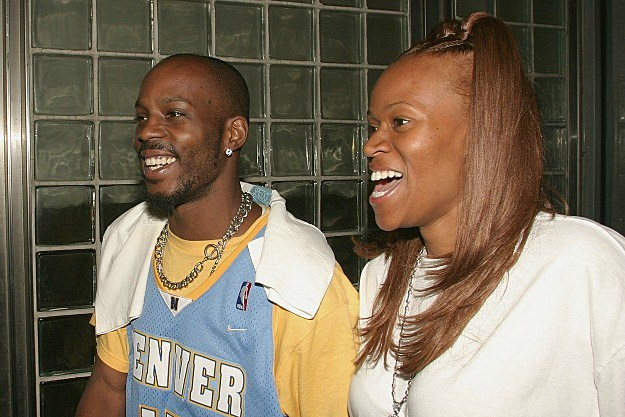 DMX and Wife
