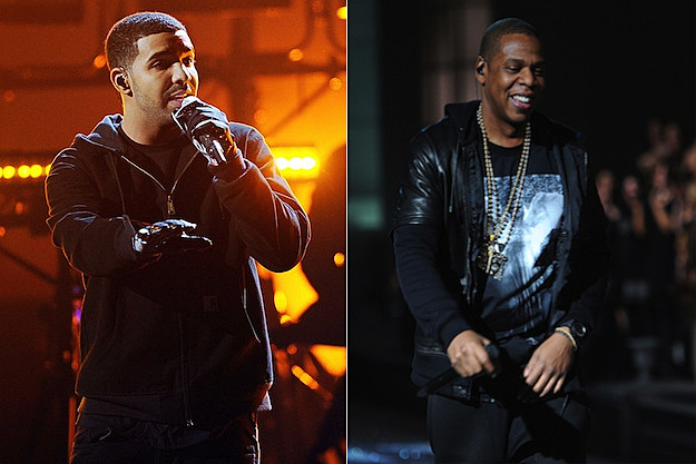 Drake Jay-Z