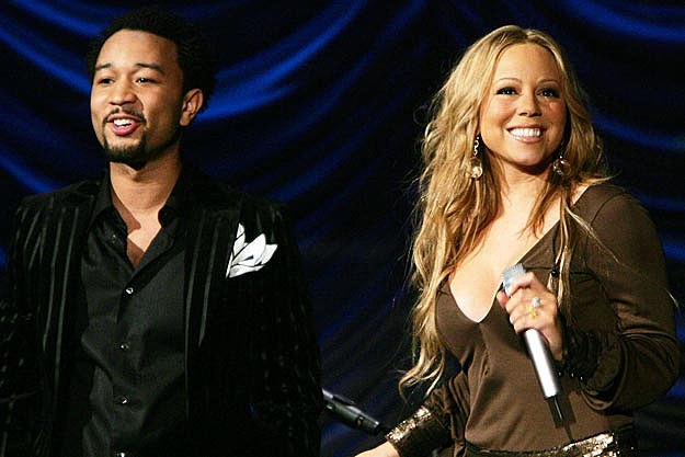 John Legend Mariah Carey