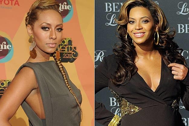 Keri Hilson, Beyonce
