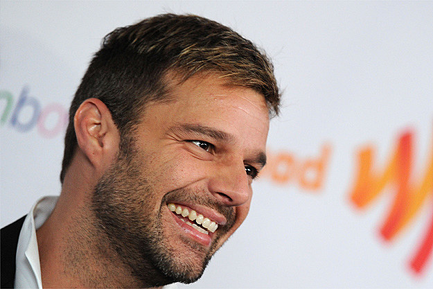 Ricky Martin has invited the fans to write the Brazil World Cup anthem