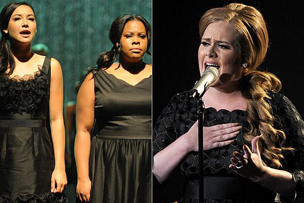 'Mash Off', Adele