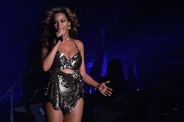 Beyonce has dropped the video for 39I Was Here 39 from her forthcoming 39Live at