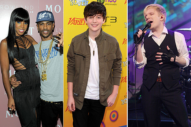 Kelly Rowland, Big Sean / Greyson Chance / Patrick Stump