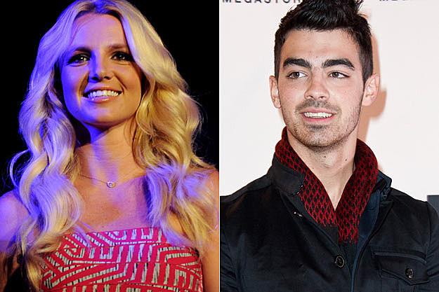 Britney Spears Joe Jonas