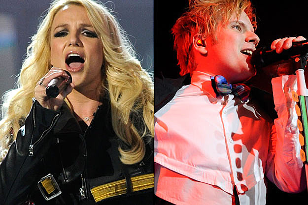 Britney Spears Patrick Stump