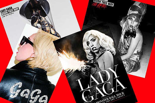 Lady Gaga Prize Package
