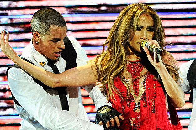 Casper Smart, Jennifer Lopez
