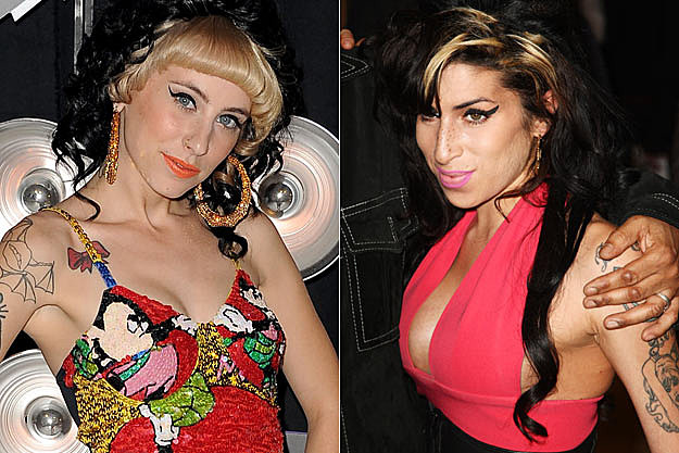 Kreayshawn Amy Winehouse