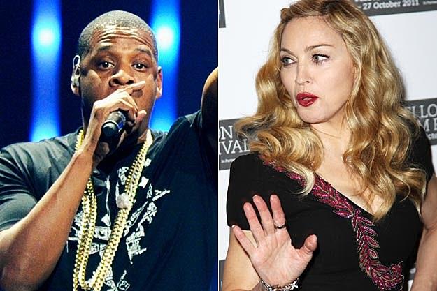 Jay-Z, Madonna