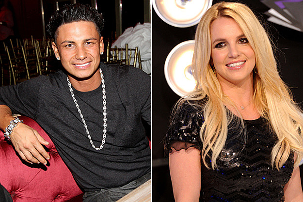 Pauly D, Britney Spears