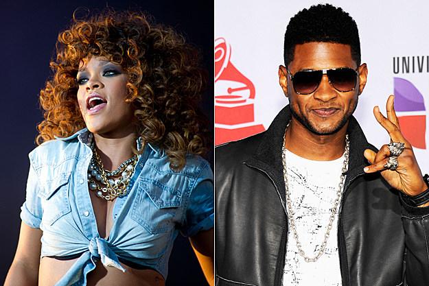 Rihanna, Usher