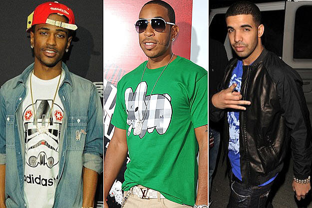 Big Sean Ludacris Drake
