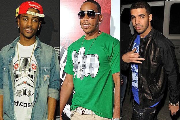 Big Sean Ludacris Drake