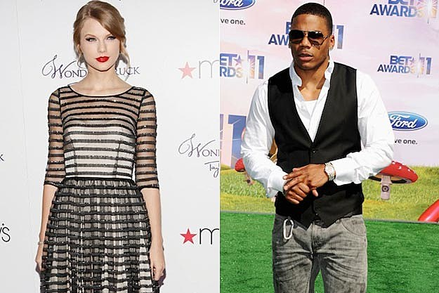 Taylor Swift Nelly