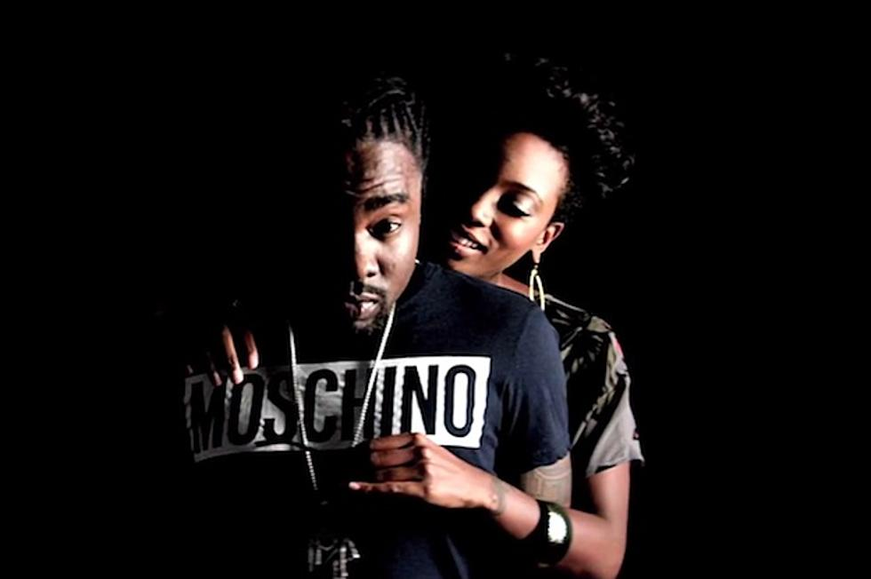 Wale gets hot and steamy in lotus flower bomb video mightylinksfo