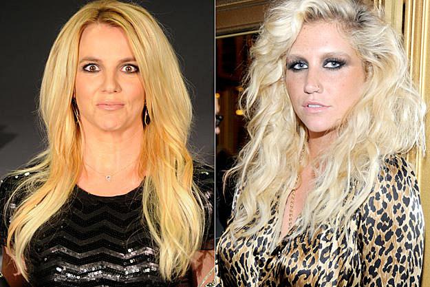 Britney Spears Kesha