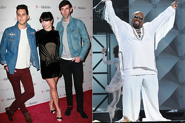 Cobra Starship Cee Lo Green