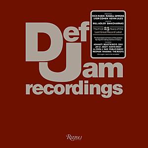 Def Jam 25 Book
