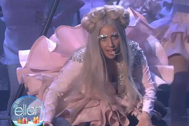 Lady Gaga Ellen