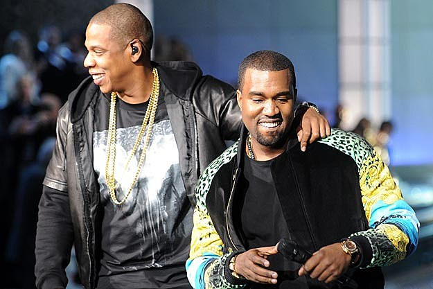 Image result for jay z and kanye