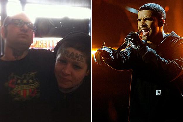 Tattoo Girl, Drake