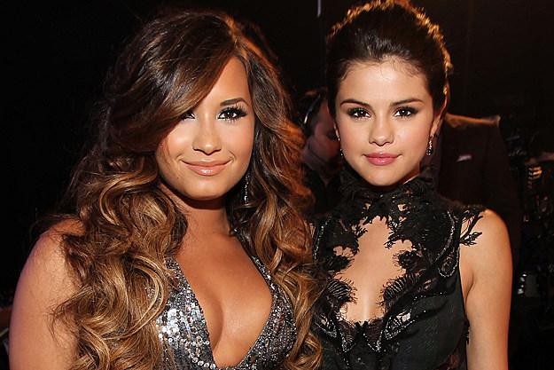Demi Lovato, Selena Gomez