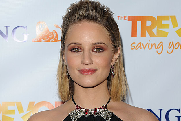 Dianna Agron recently launched her new website, You Me & Charlie, ...