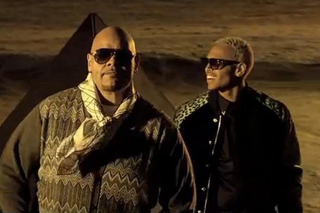 Fat Joe and Chris Brown
