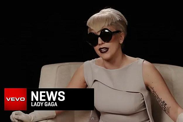 Lady Gaga Vevo