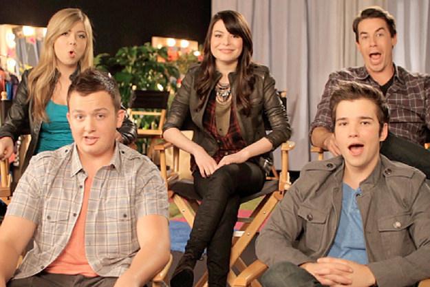 i Carly Cast